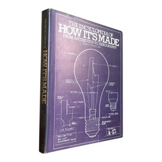 The Encyclopedia of How It's Made