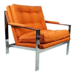 Milo Baughman Mid-Century Modern Lounge Chair