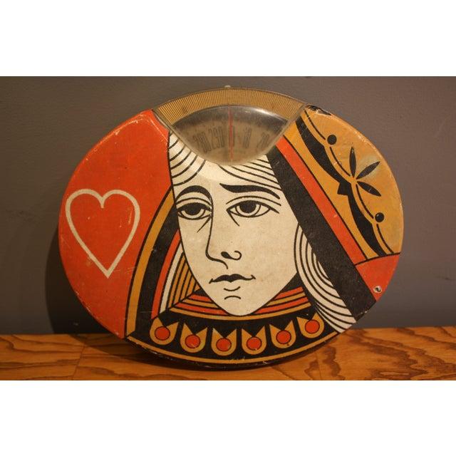 Vintage Queen Of Hearts 66