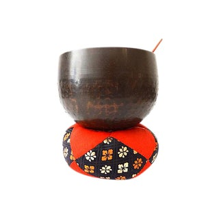 Old Japanese Buddhist Singing Bowl