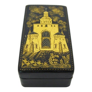 Soviet-Era Trinket Box