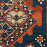 Image of Notable 19th Century Kazak Rug