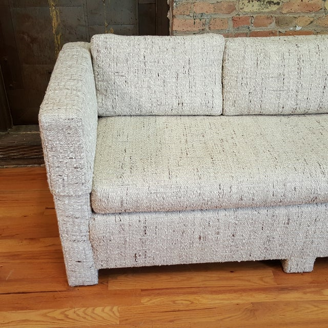 1970s Large Milo Baughman Style Sectional - Image 5 of 7