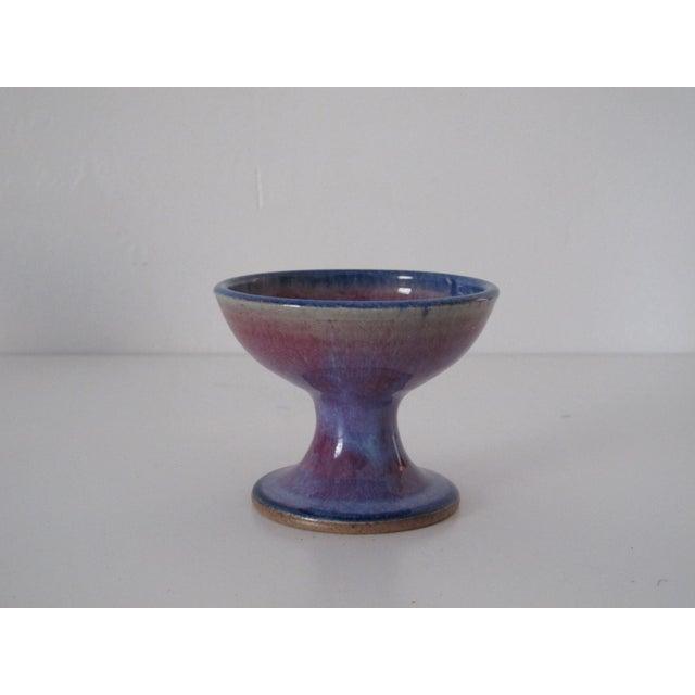 Studio Ceramic Punch Bowl Set - Set of 8 - Image 8 of 9