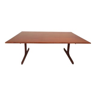 Mid-Century Modern Danish Teak Coffee Table