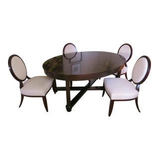 Barbara Barry for Baker Dining Set