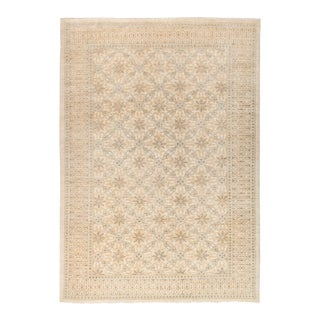 "Ziegler Hand Knotted Area Rug - 6' 5"" X 9' 0"""