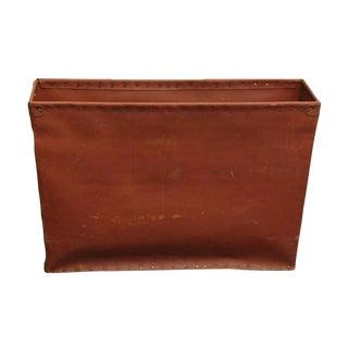 Reclaimed Imported Suroy Vintage Bin
