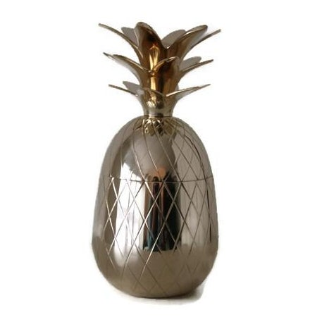 Brass Pineapple Box - Image 1 of 2