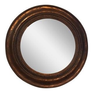 Provence Round Mirror