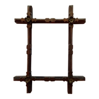 Small Black Forest Picture Frame