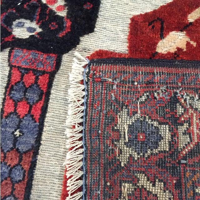 Baluchi Handmade Persian Rug - 2′6″ × 4′2″ - Image 11 of 11