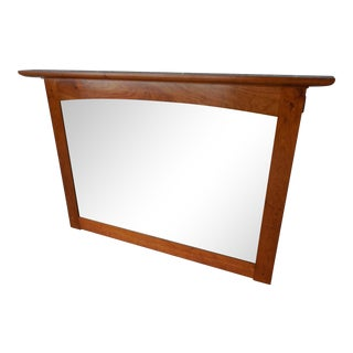 Stickley Cherry Mission Style Mirror