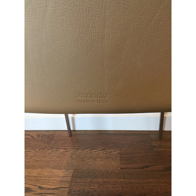 Zanotta Lia Chair in Leather - Image 4 of 7