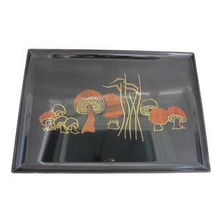 Courac Mushroom Serving Tray