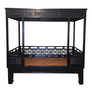 Reproduction Chinese Wedding Bed