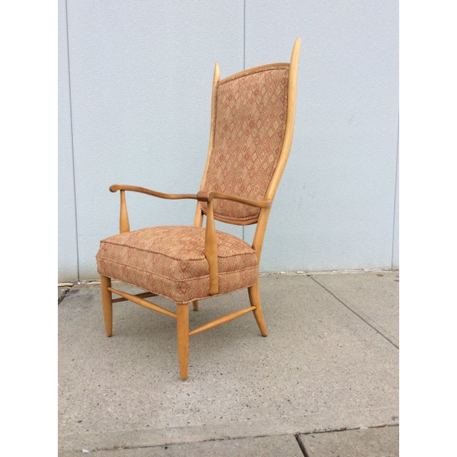 Edward Wormley High Back Lounge Chair - Image 2 of 8