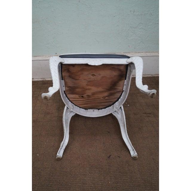 Brown Jordan Hollywood Regency Chairs - Set of 4 - Image 5 of 10