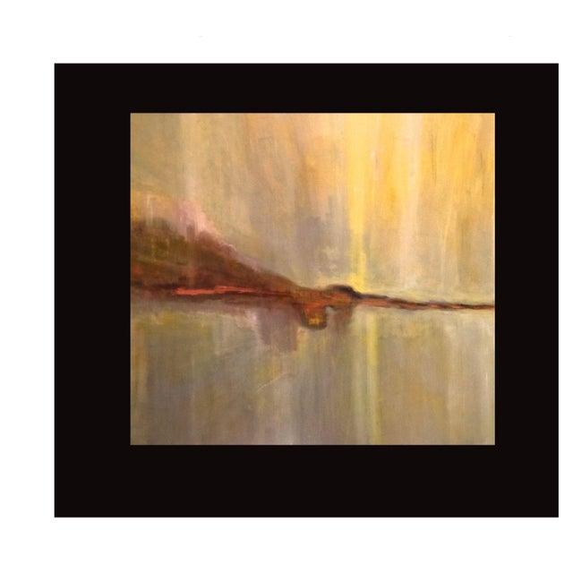 Bryan Boomershine 'Desert Reflections' Painting - Image 4 of 4