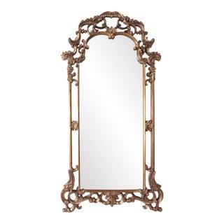 Howard Elliott 92024 Imperial Molten Bronze Floor Mirror