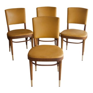 Thonet Bentwood Chairs – Set of 4