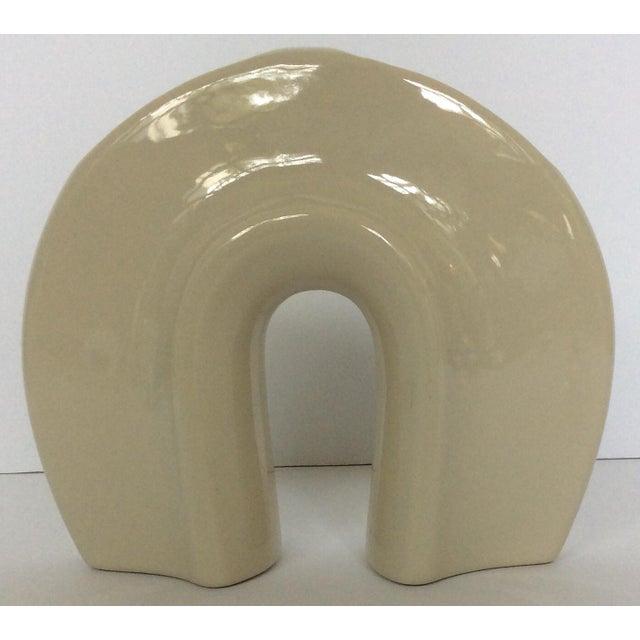 Haggar Art Deco Arch Vase - Image 2 of 4