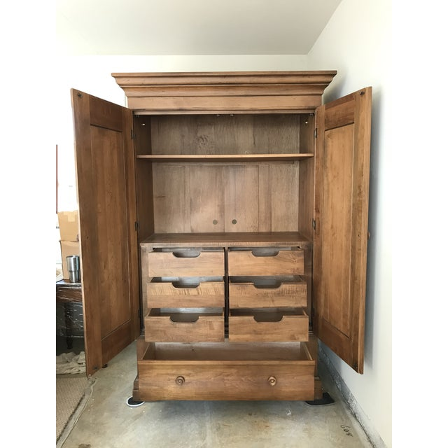 Ethan Allen New Country Armoire - Image 6 of 11