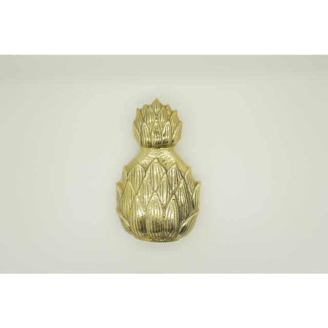 Brass Pineapple Door Knocker - Image 3 of 6