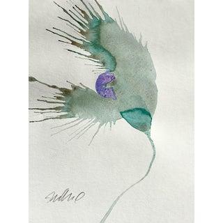 'Lavender Wind' Botanical Painting