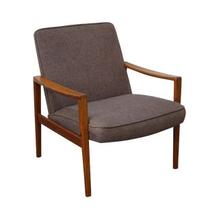 Mid-Century Teak Arm Chair