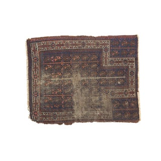 "Antique Belouch Prayer Rug - 2'7"" x 3'4"""