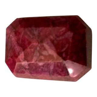 207 Karat Natural Ruby Specimen Paperweight