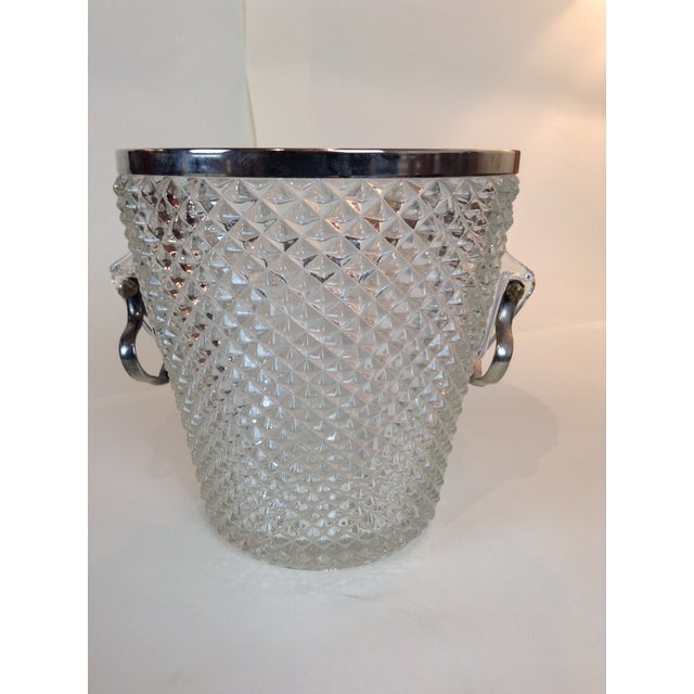 Pressed Glass Champagne Bucket - Image 4 of 8
