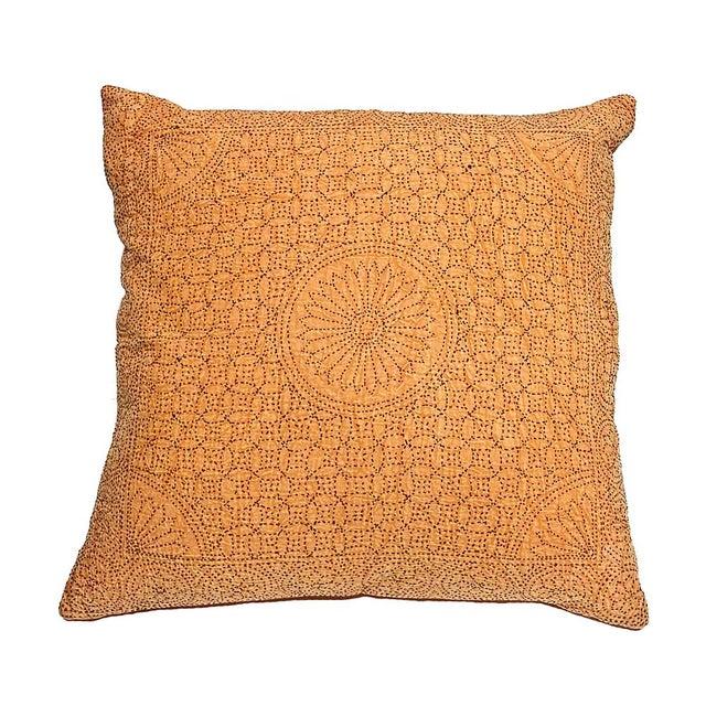 Filanan Gudari Tangerine Pillow - Image 1 of 2
