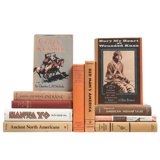 Our Native American Heritage Books - Set of 11