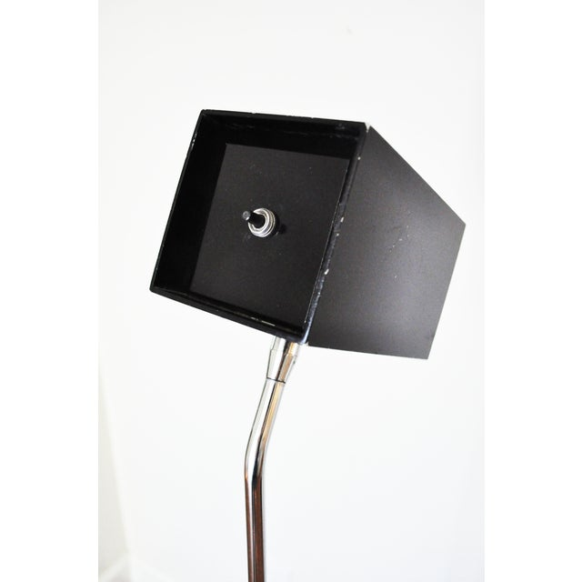 Image of Robert Sonneman for Kovacs Vintage Floor Lamp