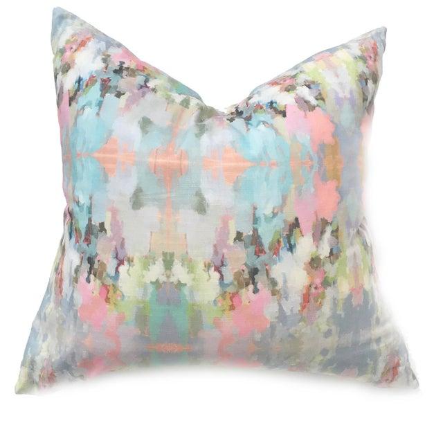 Laura Park Designs Brooks Avenue Linen-Cotton Pillow - Image 2 of 4