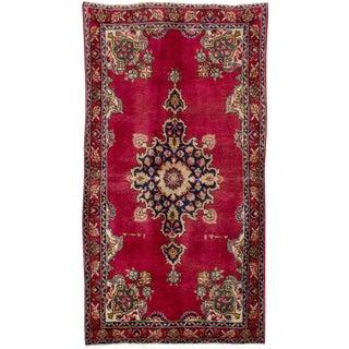 "Apadana - Vintage Persian Hamadan Rug, 3'2"" x 6'"