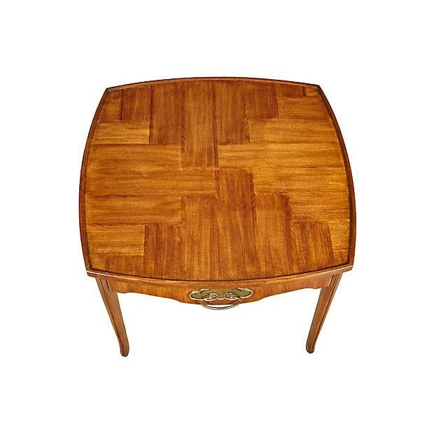Image of Bert England for John Widdicomb Table