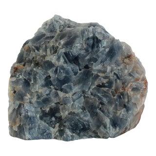 Final Markdown - Blue Calcite Semiprecious Stone