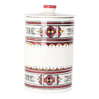 Sahara Ceramic Kitchen Canister