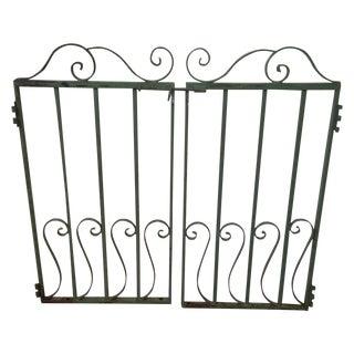 Vintage Garden Gates - Pair