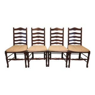 Theodore Alexander Dining Chairs - Set of 4