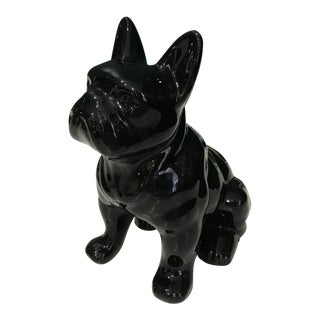 Vintage French Bulldog Figurine