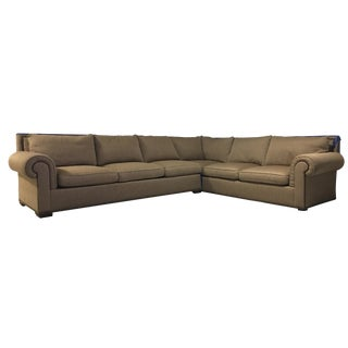 Hickory White Sectional