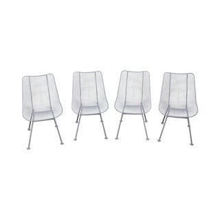 Russell Woodard Sculptura Wire Mesh Chairs - 4