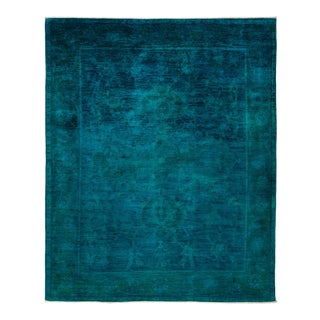 """Vibrance Hand Knotted Area Rug - 7' 10"""" X 9' 8"""""""