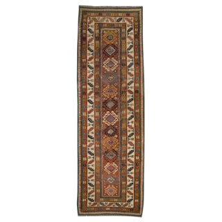 19th Century Persian Shirvan Carpet Runner