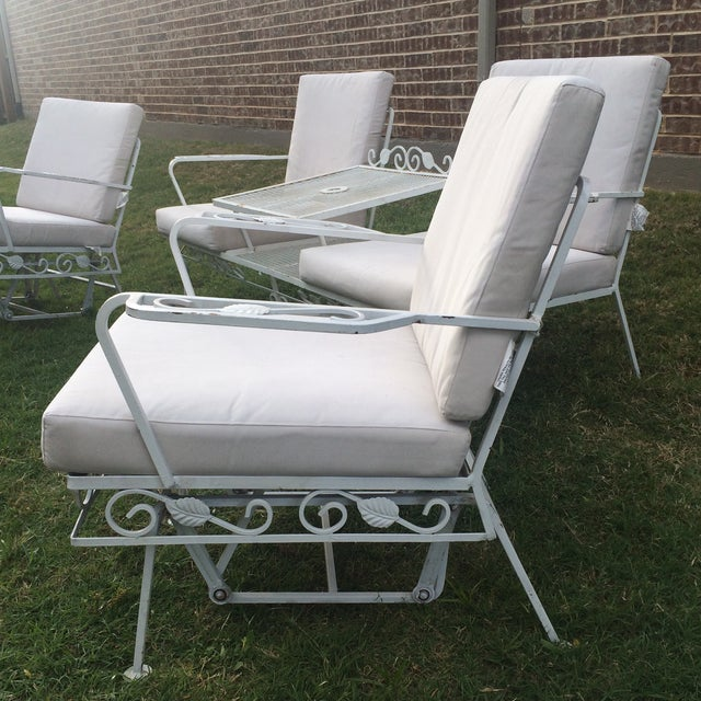 Salterini Outdoor Seating - Set of 3 - Image 7 of 11
