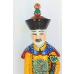 Image of Chinese Wise Man Figurine